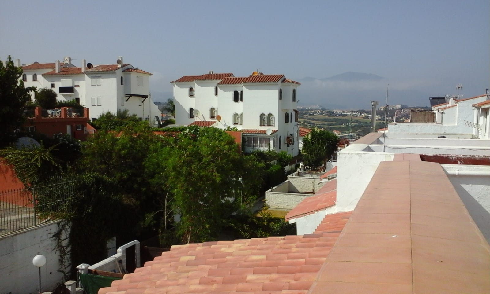 Adosada Manilva cerca del mar